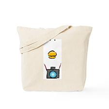 WTD: Big Face Tote Bag