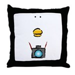 WTD: Big Face Throw Pillow