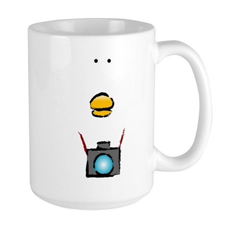 WTD: Big Face Large Mug