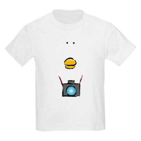 WTD: Big Face Kids Light T-Shirt