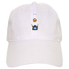 WTD: Big Face Baseball Cap