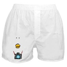 WTD: Big Face Boxer Shorts