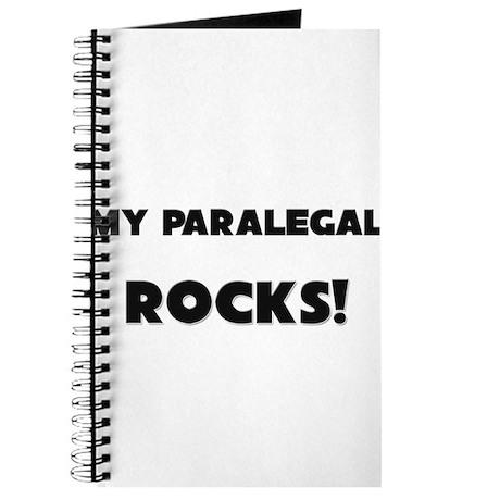 MY Paralegal ROCKS! Journal