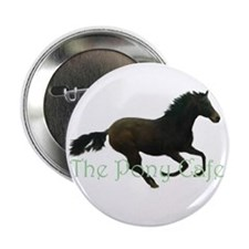 "2.25"" Button (10 pack) The Pony Cafe"