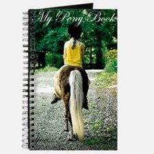 My Pony Book, horse lover, Journal