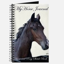 My Horse Journal, horse gift