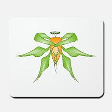 Flying Carrot Mousepad
