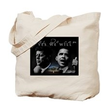 Unique Obama king kennedy Tote Bag