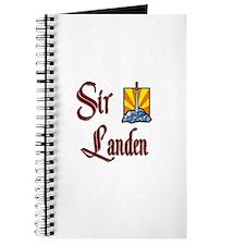 Sir Landen Journal