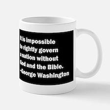 George Washington Quote Mug