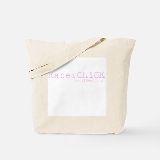 BoostGear RacerChiCK - Racing Tote Bag