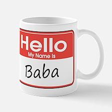 Hello, My name is Baba Mug