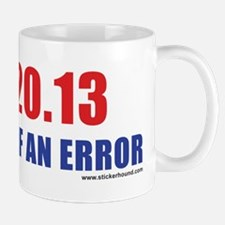 01.20.13 The End of An Error Mug