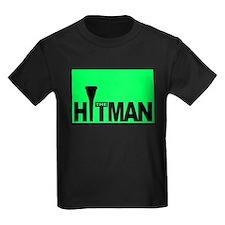 Kids hitman t-shirt