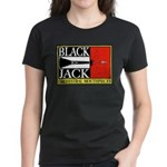 womens blackjack mouthpieces t-shirt