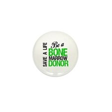 Be a Bone Marrow Donor Mini Button (10 pack)
