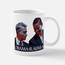 OBAMA-RAHM-A Mug