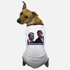 OBAMA-RAHM-A Dog T-Shirt
