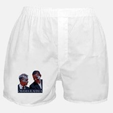 OBAMA-RAHM-A Boxer Shorts