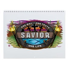 Savior Wall Calendar