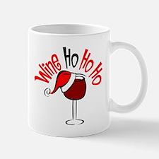 Wine Ho Ho Ho Mug