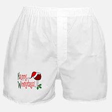 Happy Wineydays Boxer Shorts