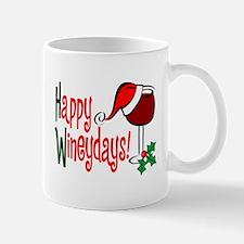 Happy Wineydays Mug