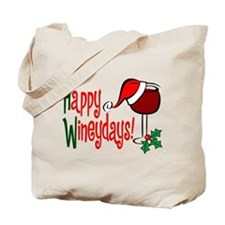 Happy Wineydays Tote Bag