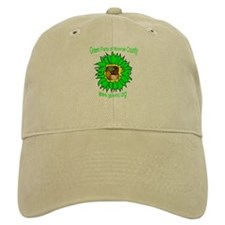 Green Party Baseball Cap