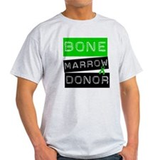 Bone Marrow Donor (Label) T-Shirt