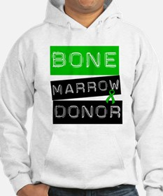 Bone Marrow Donor (Label) Hoodie