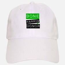 Bone Marrow Donor (Label) Baseball Baseball Cap