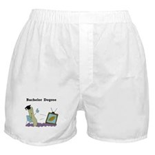 Bachelor Degree Boxer Shorts