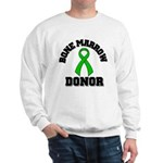 Bone Marrow Donor Ribbon Sweatshirt