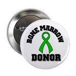 "Bone Marrow Donor Ribbon 2.25"" Button"