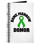 Bone Marrow Donor Ribbon Journal