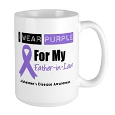 Alzheimer's Father-in-Law Mug