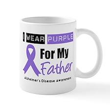 I Wear Purple (Father) Mug