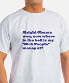 Bring on the $$$ T-Shirt