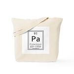Protactinium Tote Bag