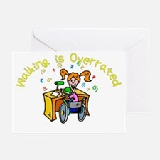 Reading Girl Greeting Cards (Pk of 10)