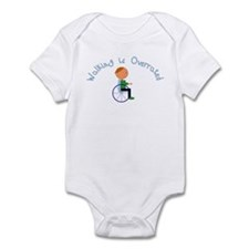 Boy - MJ Art Infant Bodysuit