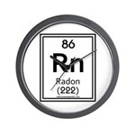 Radon Wall Clock
