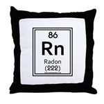 Radon Throw Pillow
