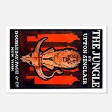 The Jungle - Upton Sinclair - Postcards (Pkg of 8)