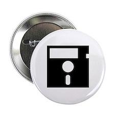 """Floppy Disk 2.25"""" Button"""