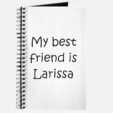 Unique Larissa Journal