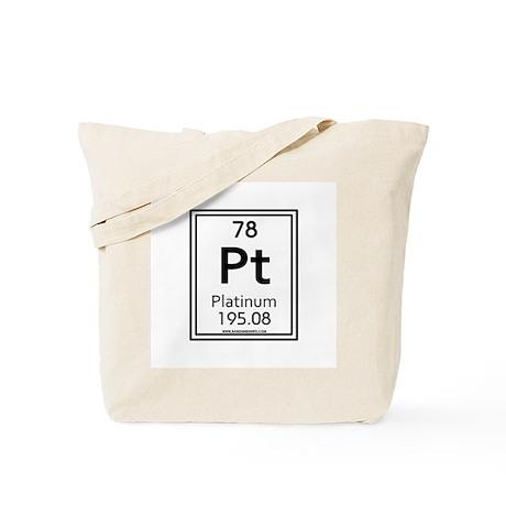 Platinum Tote Bag
