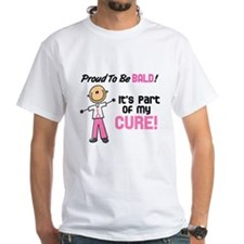 Bald 1 Breast Cancer (SFT) Shirt
