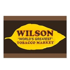 Wilson Tobacco Postcards (Package of 8)